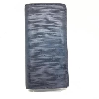 ヴィトン 新作 大人気 ポルトフォイユ ブラザ エピ LOUIS VUITTON 高品質新品 ルイヴィトン n1200176927300028 USED-C かんてい局 中古品 質屋 二つ折り長財布