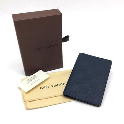 LOUIS VUITTON【LOUIS VUITTON】【中古/USED-A】【特上品】N63203 アンフィニ・カードケース k16-1743