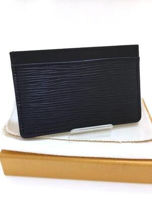 LOUISVUITTON 【ルイヴィトン】M63512 カードケースn19-487