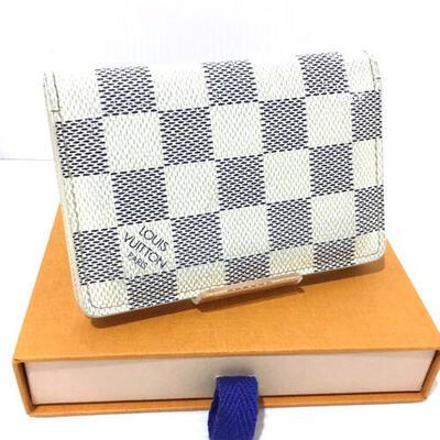 LOUISVUITTON 【ルイヴィトン】N61727 カードケース n19-1504