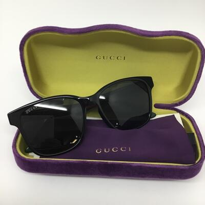 GUCCI【グッチ】 GG0417 サングラス USED-A n19-1142