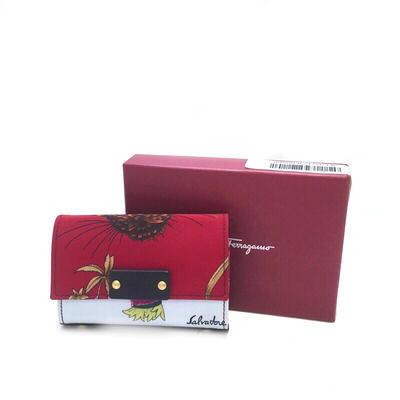 FERRAGAMO フェラガモ 6連キーケース 【美品】【中古】g19-891