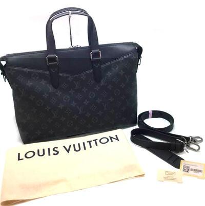 LOUIS VUITTON【ルイヴィトン】【新品/NEW】M40566 ブリーフケース・エクスプローラー k18-1303