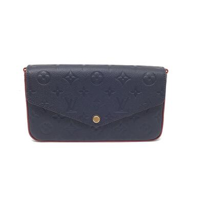 【LOUIS VUITTON】ルイヴィトン/モノグラム・アンプラント/ポシェット・フェリシー【中古/USED-SS】n1200173927300006