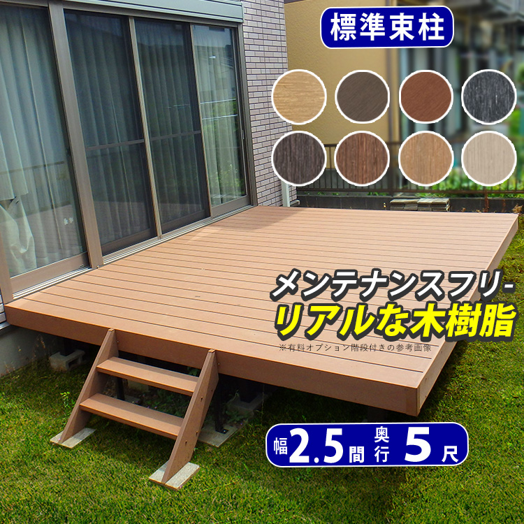 Set Wood Panel Garden Laundry Roof New Construction Outward Appearance Chief Mourner Supplies Frontage 2 5 Ken 4 5m X Person Width 5 Shaku 1 5m