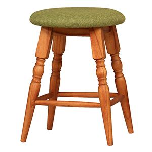 スツール イス 木 木製 木製椅子 木製スツール アンティーク 北欧 カフェ おしゃれ デザイン ナチュラルアンティークスツール 家具 【送料無料】