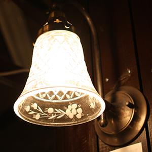 照明 北欧 おしゃれ インテリア 送料無料 壁用 壁 室内 かわいい 壁付け ウォールランプ ウォールライト レトロ ブラケット ライト 灯具 室内照明 ブラケットライト ガラス 日本製