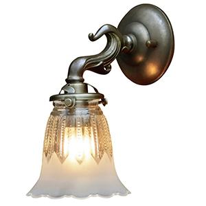照明 かわいい 北欧 おしゃれ 日本製 室内照明 室内 インテリア 壁用 アンティーク レトロ 壁 壁付け ウォールランプ ウォールライト ブラケット ライト 灯具 ブラケットライト ガラス