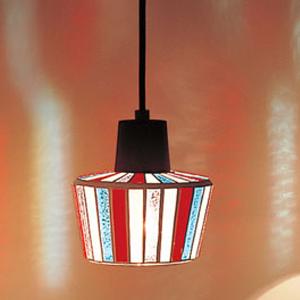 照明 室内照明 リビング照明 インテリア照明 天井照明 ガラスモザイクの照明 モザイク フレンジタイプ LED