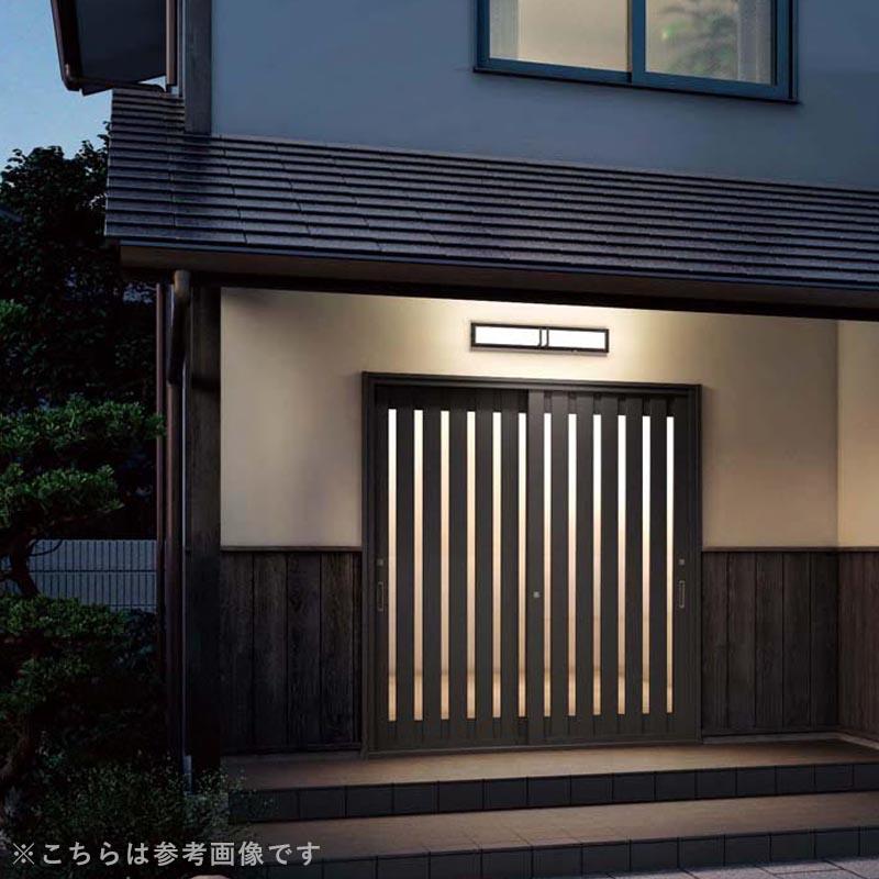 玄関照明 LED 玄関 壁付けライト おしゃれ 外灯 人感センサー付 LED一体型 エクステリア ポーチライト 昼白色