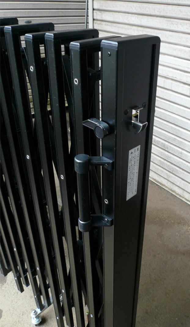 Kantoh Cheap Gate Aluminum Gates Telescopic Gates Single