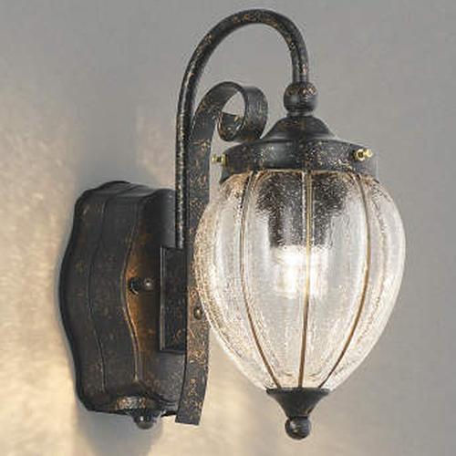 玄関照明 外灯 LED 照明 屋外 LED一体型 エクステリア ブラケット 外灯 おしゃれ 人感センサー付き