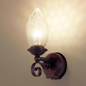 玄関照明 外灯 照明 ポーチライト ライト 照明 屋外 エクステリアライト エクステリア ブラケット 外灯 おしゃれ シンプル ガーデンライト 屋外用 LED 模様入りガラスのポーチライト センサー付