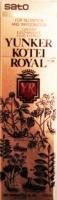 【第2類医薬品】ユンケル皇帝ロイヤル  50ml 20本(4987316030036-20)