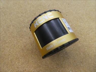 KCNC ケーシーエヌシー ブレーキケーブル ロード&MTBブレーキワイヤー F-1000mm/R-1700mm 220561 ブラック