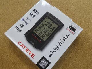 CATEYE キャットアイ AVVENTURA アベントゥーラ CC-GPS200 ブラック