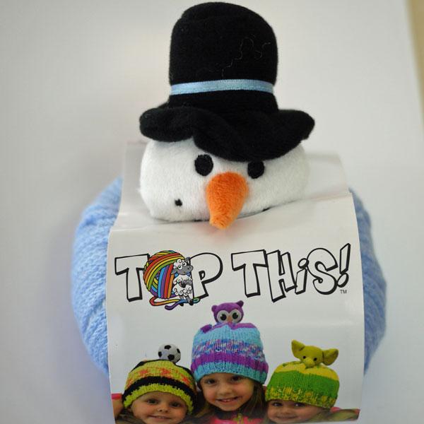 DMC Top This Hat Penguin