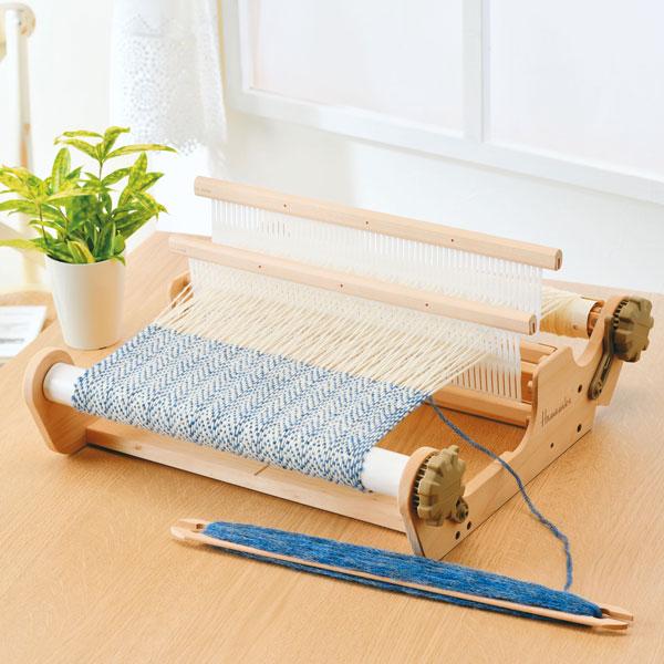 ハマナカ 卓上織り機 リラ40 織機 H601-003【KY】オリビエ 織機