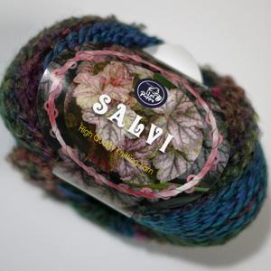 萨尔维小狗纱针织