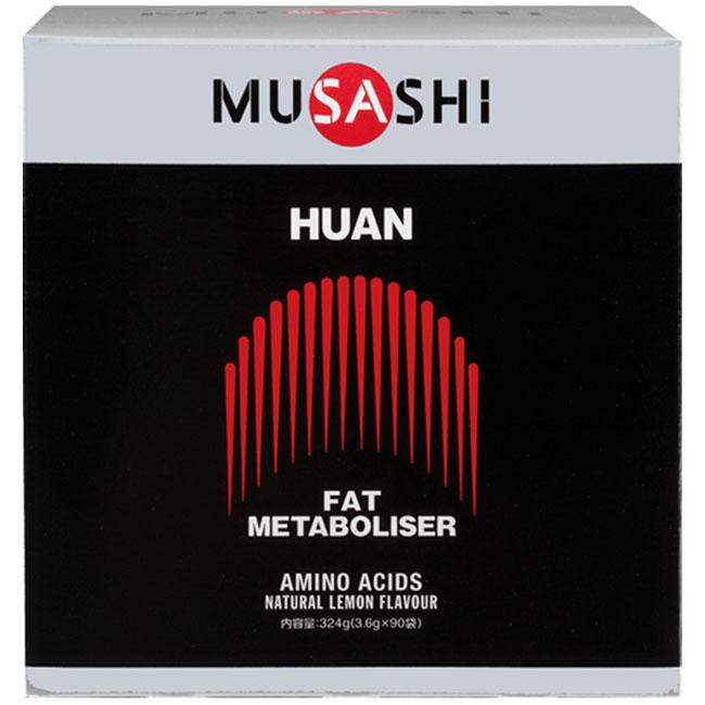 ウエイトコントロールをサポート ムサシ フアン 3.6g × 90袋 新作 大人気 MUSASHI HUAN 4512552200082 国産品
