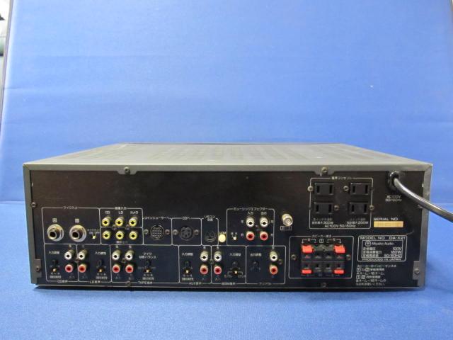 供BMB DA-X21业务使用的卡拉OK放大器/大马力100Wx100W※非常便宜※□已经■动作确认■□