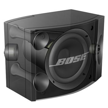 BOSE Bookshelf Speakers Two Pairs Black 301 V Brand New
