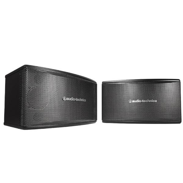 (オーディオテクニカ)AT-KSP91 業務用カラオケスピーカーセット(2個1組)ブラック/新品 【smtb-u】※お取り寄せのためメーカーに在庫がない場合はキャンセルとなります。