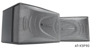 音频技术) 在 KSP90S 专业卡拉 ok 扬声器设置 (1 套 2 片) / 新品牌