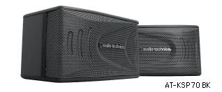 (オーディオテクニカ)AT-KSP70B 業務用カラオケスピーカーセット(2個1組)/新品 【smtb-u】※お取り寄せのためメーカーの在庫がない場合はキャンセルとなります。
