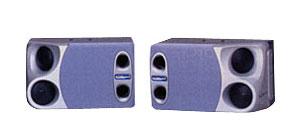 (第一興商)DDS-910 デュアルツイータ搭載スピーカー(2本1組)天吊金具付き/【中古】□■動作確認済み■□1セット(左、右)★