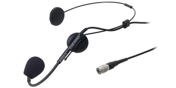 オーディオテクニカ(audio-technica)AT-HM700 /1.0/1.4 ヘッドウォーンマイクロホン/新品