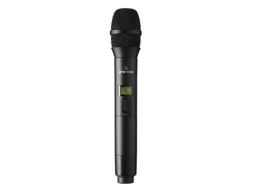 オーディオテクニカ(audio-technica)ATW-T940B ハンドヘルドマイクロホン/新品