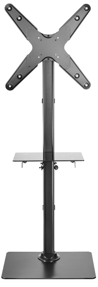 〔新品〕~55型対応 壁寄せタイプ テレビスタンド 【FS05-44】