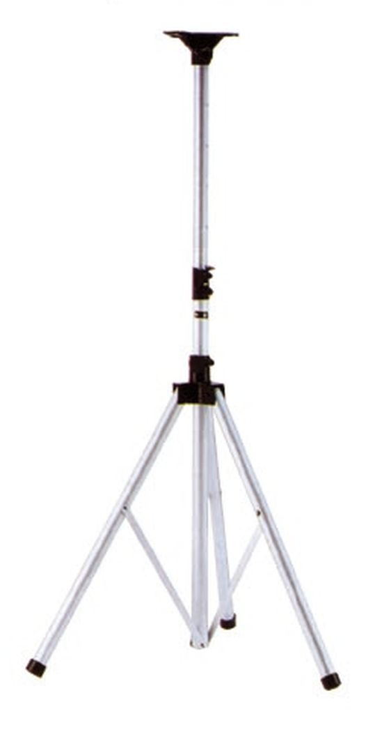 (k-tec) K-306 スピーカースタンド アルミニウム製品 高さ106~183cmまで調整可能 耐重量50kg 2本1セット