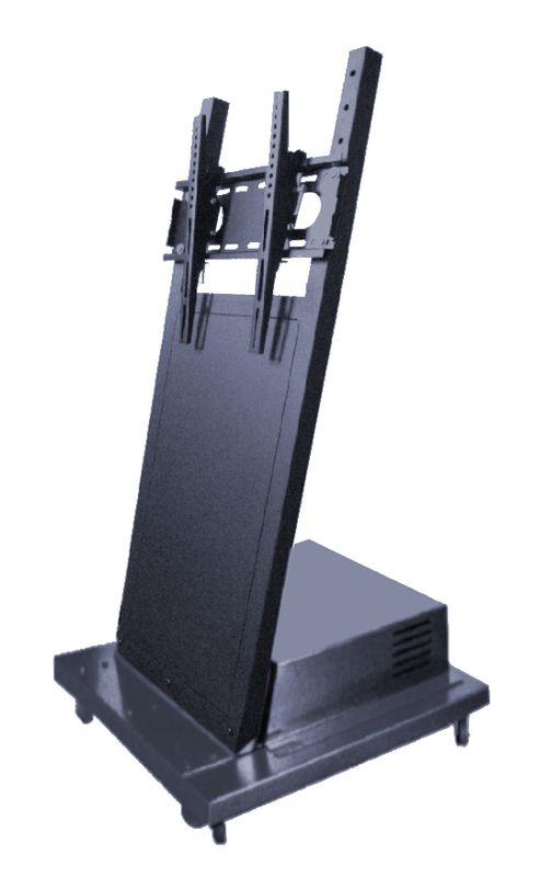 デジタルサイネージスタンド 37型~55型対応 角度調整式【KTS-78T】 /新品