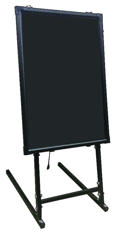 ZD57T5 LED店頭看板 L型イーゼル スリムタイプ/新品/在庫処分価格