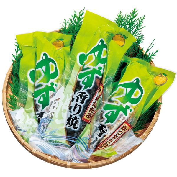 鹿児島県産のゆず果汁を含ませた爽やかな香り 【鰹】【刺身】【枕崎】【ゆず】ゆずたたき【楽ギフ_のし】