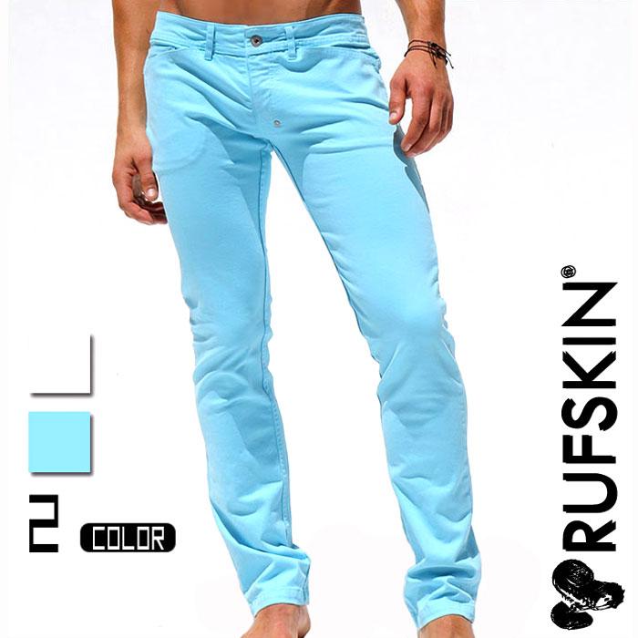 RUFSKIN(ラフスキン) ZUMA ローライズ ストレッチジーンズ ジーンズパンツ デニム ジーパン メンズ ファッション ボトムス