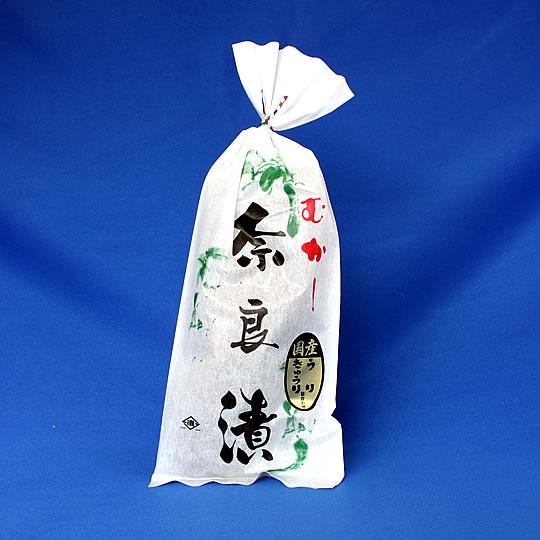 2つの瓜の食感を楽しむ 奈良漬国産・瓜(うり)・(胡瓜)きゅうり詰合せ330g×20