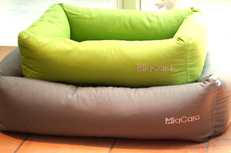 MiaCara ボックスドッグベッド【LUVIO_BOXBED・Lサイズ】Made in Germany