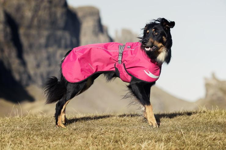 フィンランドのドッグブランド Hurtta フルッタ トレントコート 買い物 大型犬用 ドッグレインコート 高級品