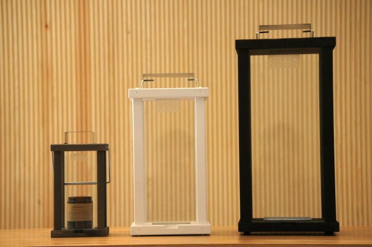 Ratia デザインスタジオ セットアップ ラティア 営業 北欧デザイン Saaristo-lantern フィンランド製ランタン Lサイズ