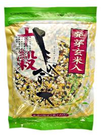 長命米 無洗雑穀米 超人気 おいしさと栄養と食感の絶妙なバランス 発芽米入りの十穀米で健康増進 セール品
