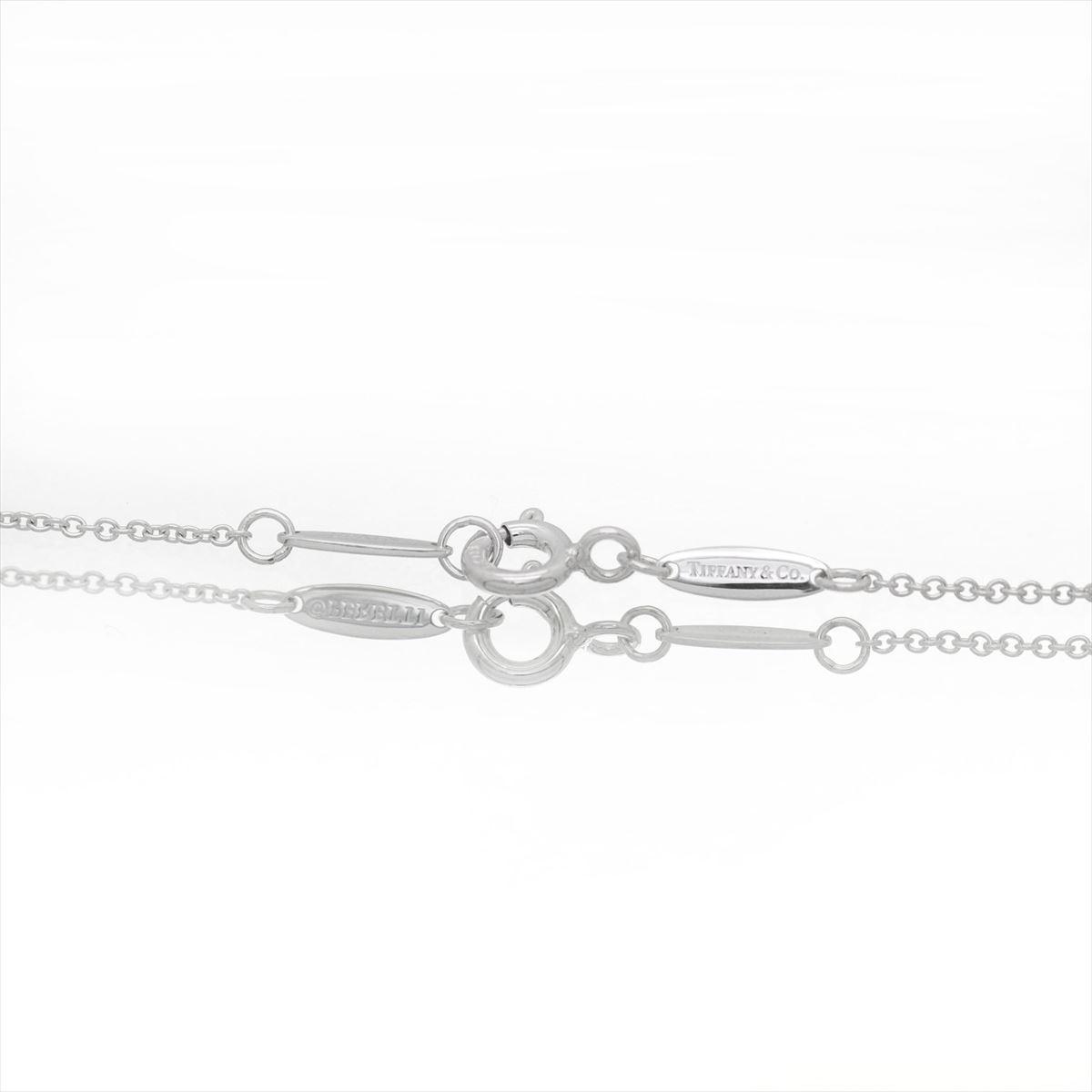 Karyon rakuten global market tiffany amp co tiffany open heart tiffany open heart elsa peretti silver sv925 necklace womens feminine aloadofball Choice Image