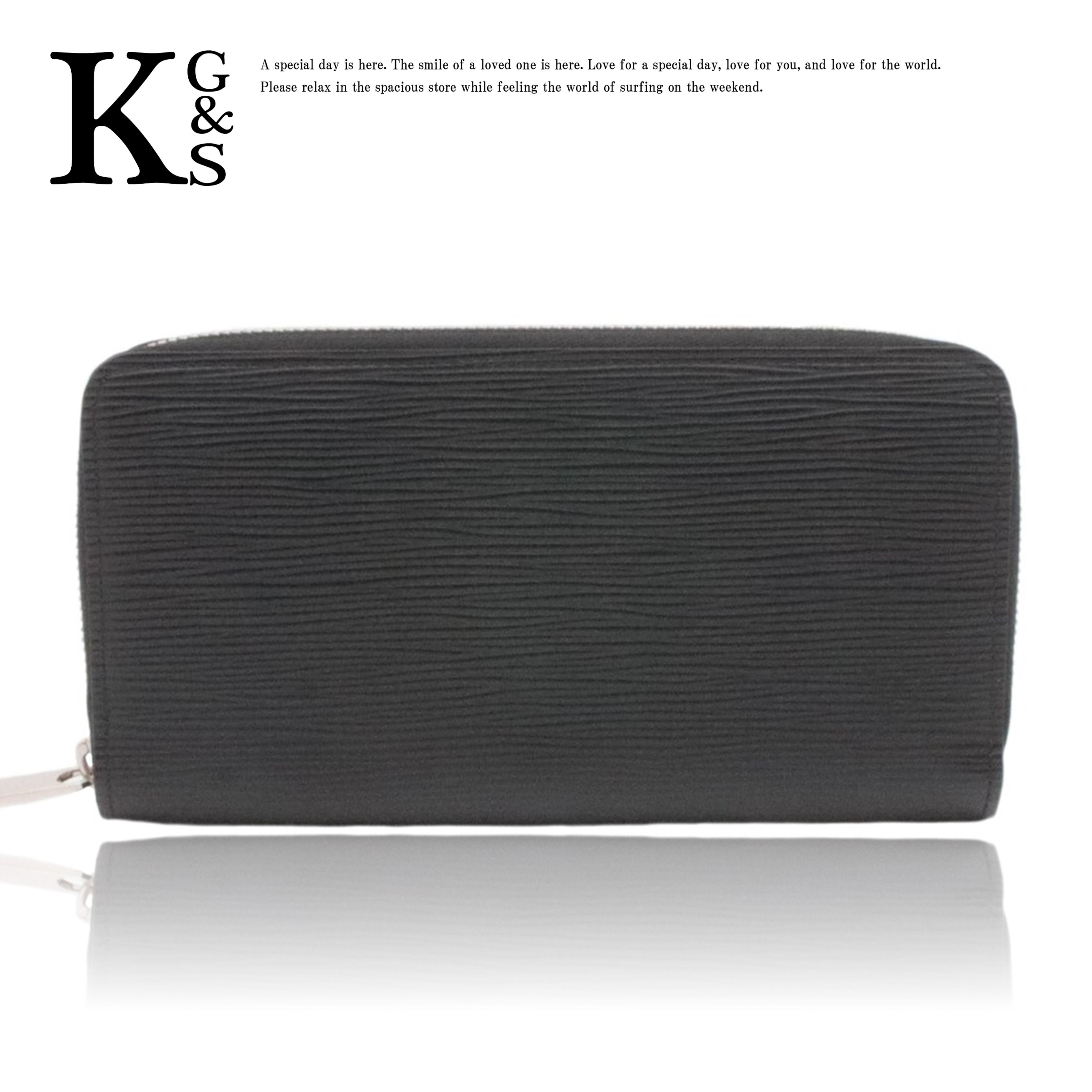 1aeee5babb4c karyon  Louis Vuitton  Louis Vuitton   round fastener long wallet men black    エピジッピーウォレットノワール M61857   zip wallet new model