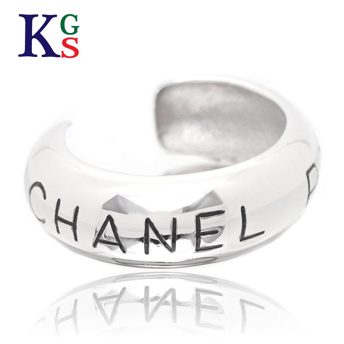 【ギフト品質】シャネル/CHANEL レディース ジュエリー バングル ブレスレット シルバー メタル合金 96P
