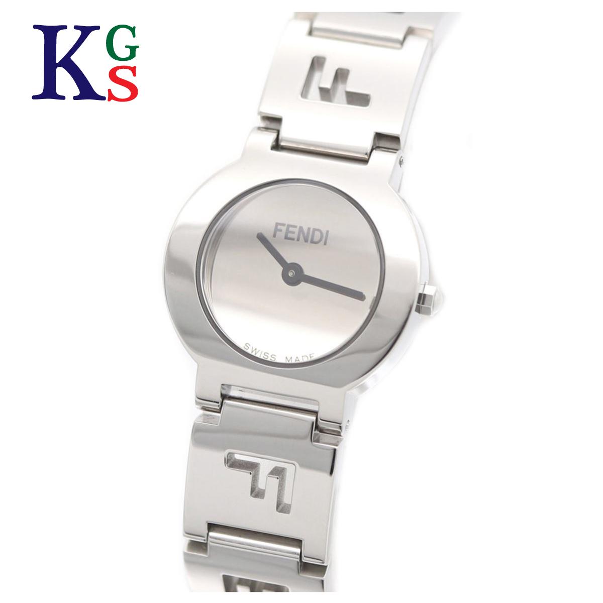 【ギフト品質】フェンディ/FENDI レディース 腕時計 オロロジ レディース ウォッチ クオーツ シルバー文字盤 ステンレススチール 3050L
