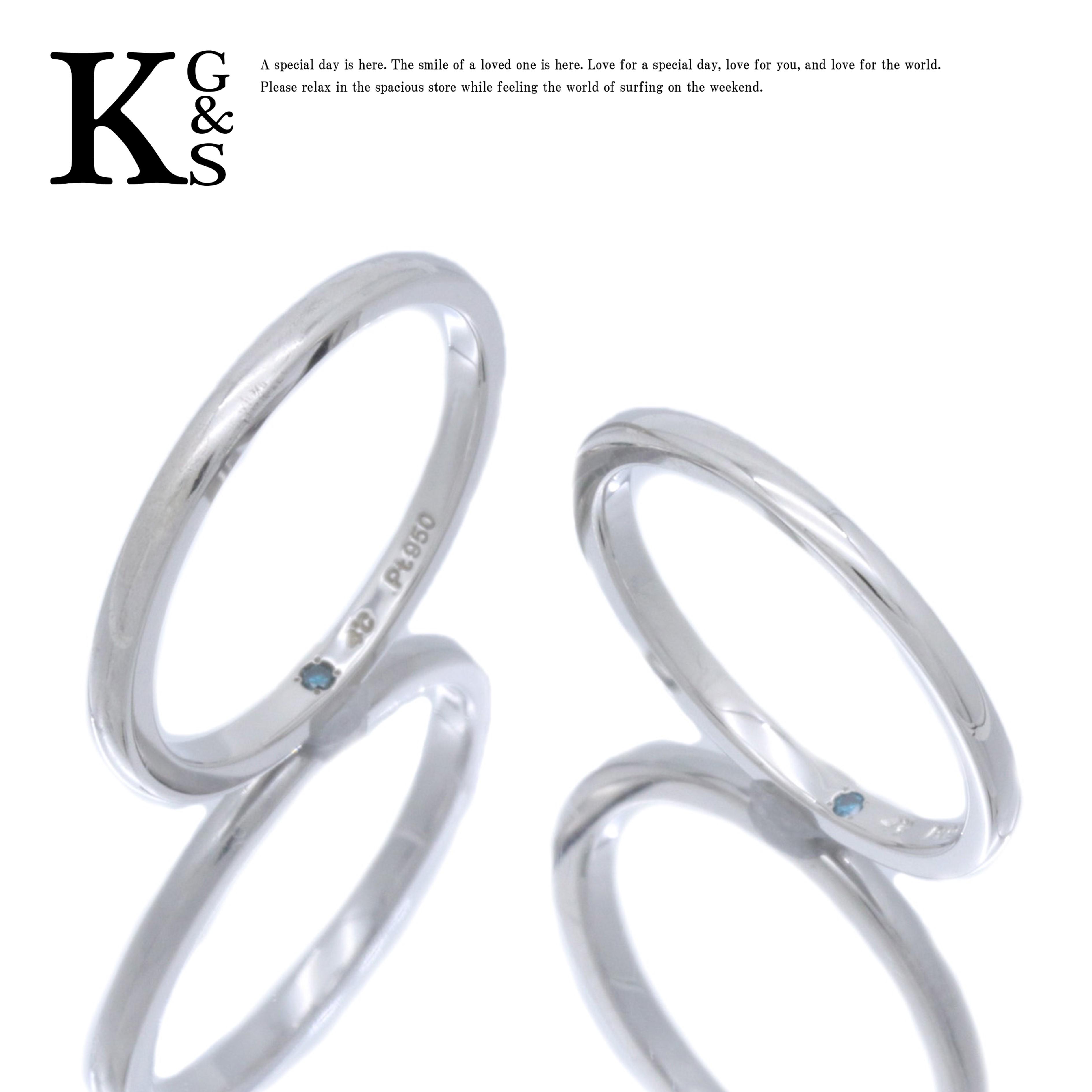 【ギフトランク】ヨンドシー/4°C ジュエリー ジュエリー ペアリング マリッジリング プラチナ Pt950 結婚指輪