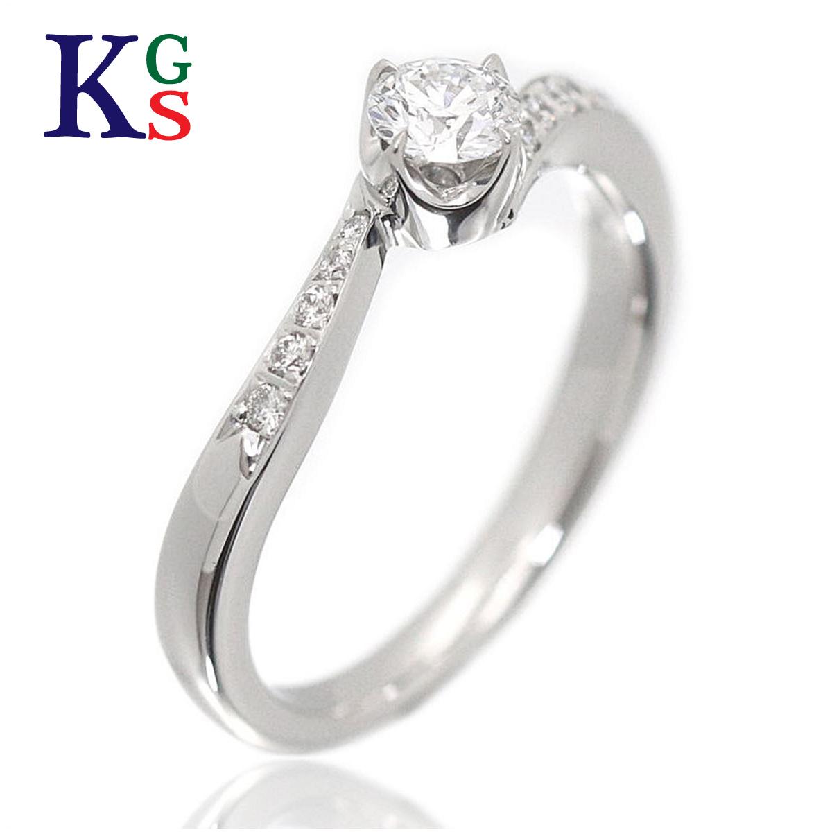 【ギフト品質】【名入れ】【0.226ct】ヨンドシー/4℃ アクアニティ ソリティア エンゲージリング 婚約指輪 Pt950 ダイヤモンド プラチナ