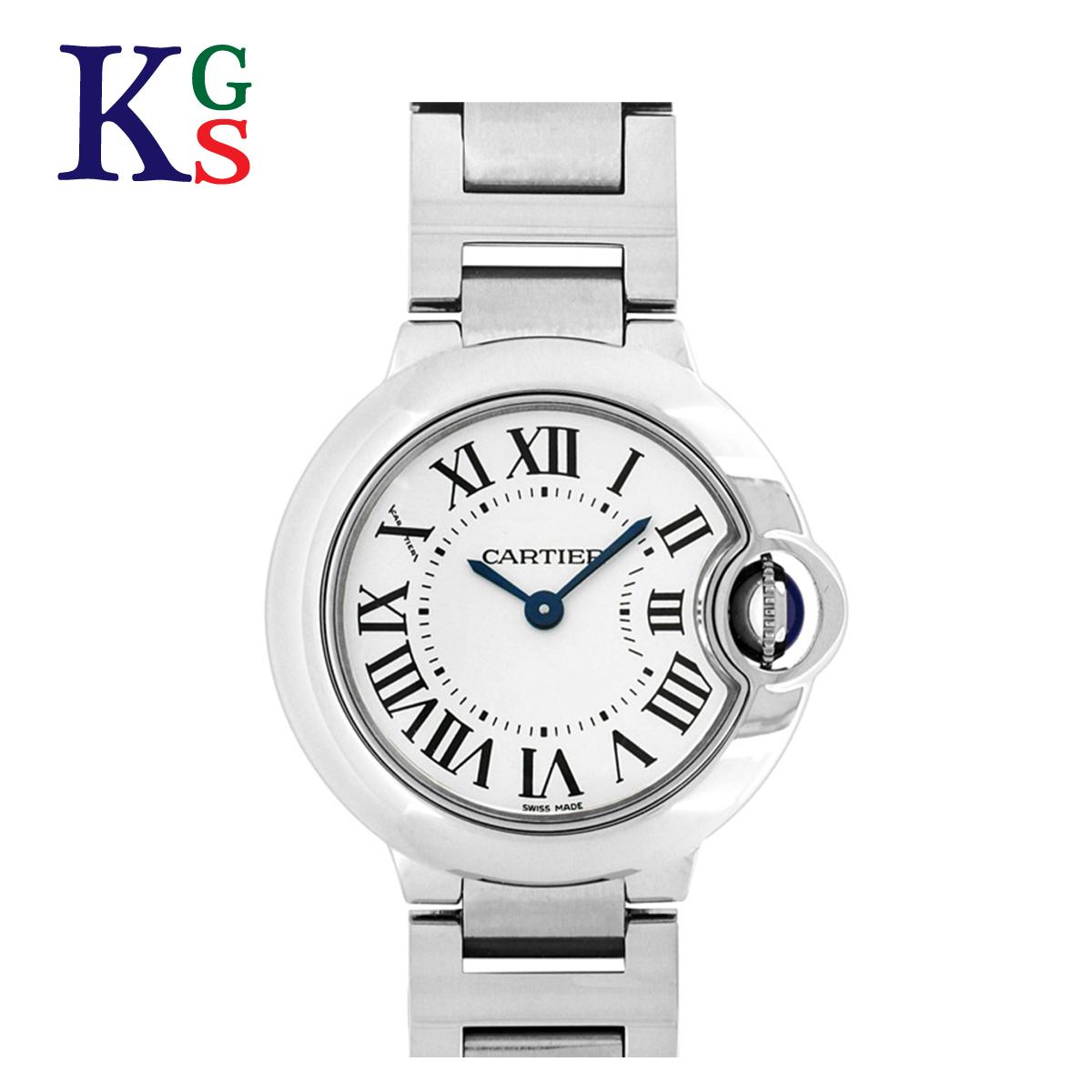 【ギフト品質】カルティエ/Cartier レディース 腕時計 バロンブルーSM ドゥ カルティエ ウォッチ ステンレススチール クオーツ W69010Z4